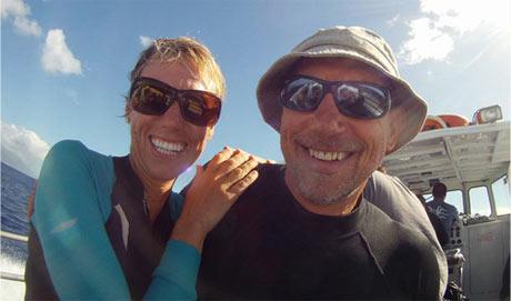 Maui scuba dive guides