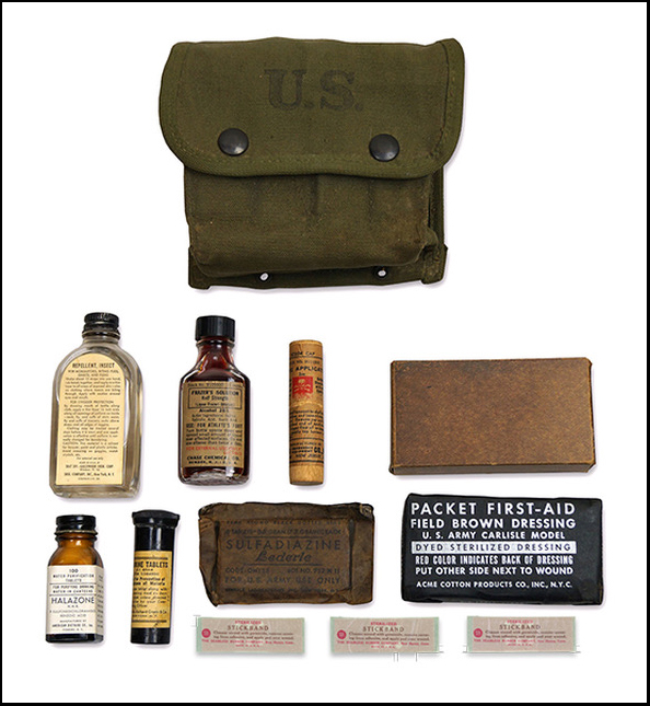 M-2 Jungle Medical Kit 1945